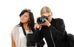 Fotografer Arkivbild