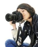 Fotografera av till sidan Royaltyfria Foton