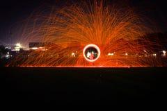 Fotografi för stålull fotografering för bildbyråer
