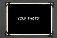 Fotografi i albumet Royaltyfria Foton
