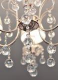 Luksusowy świecznik Obraz Stock