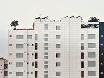 Fotografia architettonica commerciale alla moda del grattacielo Fotografie Stock