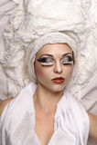 Fotografia bianca di bellezza fotografia stock