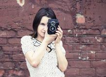 fotografia bierze kobiety Zdjęcie Royalty Free