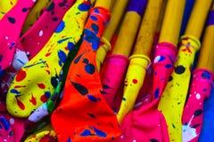 Fotografia bonita dos balões Imagens de Stock Royalty Free
