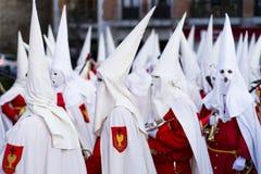 Semana Santa w Avila (Hiszpania) Obraz Royalty Free
