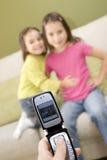 Fotografia celular Imagens de Stock Royalty Free