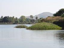 Fotografia choudhary da paisagem de Bhanu Fotos de Stock Royalty Free