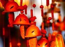 Fotografia conservada em estoque dos artesanatos das campainhas Fotos de Stock Royalty Free