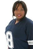 Fotografia conservada em estoque: Mulher bonita dos anos de idade 29 em Jersey Fotos de Stock