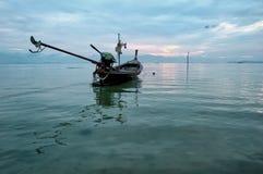 Fotografia da arte do barco de mar Fotos de Stock