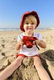 Fotografia da criança foto de stock