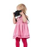 Fotografia da criança Fotografia de Stock