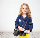 Fotografia da criança Imagem de Stock