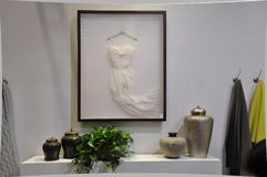 Fotografia da decoração interior, pintura, ainda vida, etc. Fotografia de Stock Royalty Free