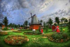 Fotografia da paisagem e da rua de HDR Imagem de Stock Royalty Free
