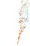 Fotografia da velocidade do fumo Imagens de Stock