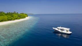 Fotografia das ilhas do zangão fotografia de stock