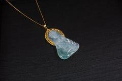 Fotografia dei gioielli della giada fotografie stock