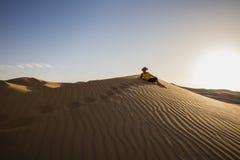 Fotografia del deserto Immagini Stock