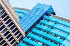 Fotografia dell'edificio per uffici Immagini Stock Libere da Diritti