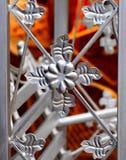 Fotografia dell'oggetto fatta alluminio Immagine Stock