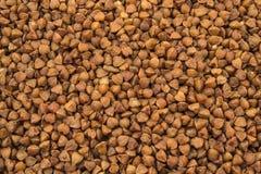 Fotografia di alta qualità di struttura del grano saraceno della farina di grano saraceno premio Immagine Stock Libera da Diritti