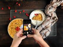 Fotografia di Smartphone ancora Immagine Stock Libera da Diritti