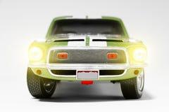 Mustang GT500KR de Shelby Fotografia de Stock Royalty Free