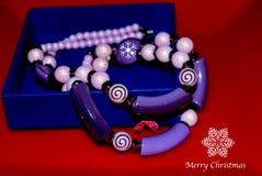 Fotografia do fundo do Natal Imagem de Stock