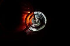 Fotografia do fundo do objeto da roda do scroller do rato Imagem de Stock