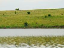 Fotografia do lanscape do lago Fotografia de Stock Royalty Free