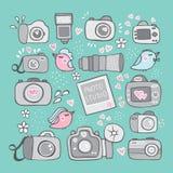 Fotografia do logotipo Imagens de Stock Royalty Free