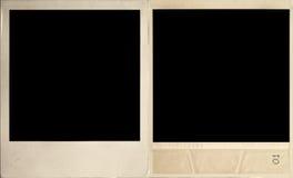Fotografia do vintage Dianteiro e traseiro vistas fotografia de stock royalty free