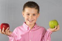 Dziecko jabłka 25 Obrazy Royalty Free