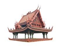Padiglione antico tailandese di stile Immagine Stock
