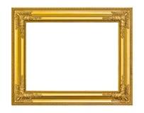 Cornice classica di stile Fotografie Stock Libere da Diritti