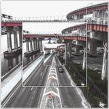 Fotografia editada urbana da rua temático fotos de stock