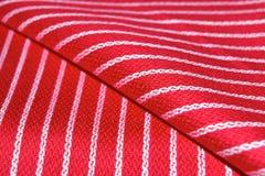 Fotografia impressa tradicional do fundo da roupa Imagem de Stock