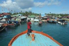 Fotografia in isola illustrazione vettoriale