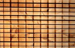 Fotografia makro- powierzchnia drewniana ściana Obraz Stock
