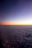 Światło słoneczne w niebie Obraz Royalty Free