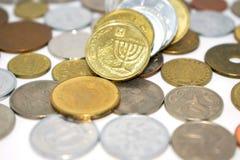 Fotografia ogromna liczba monety różni stany Zdjęcie Stock