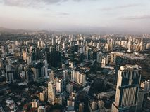 Fotografia Panamska miasto część 16 obrazy stock