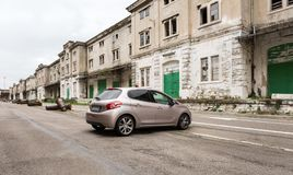 Fotografia Peugeot 208 E-hdi 1 6cc obrazy royalty free