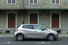 Fotografia Peugeot 208 E-hdi 1 6cc obraz royalty free