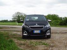 Fotografia Peugeot 108 fotografia stock