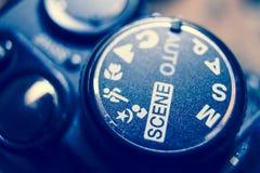 Fotografia profesjonalisty kamera Fotografia Royalty Free