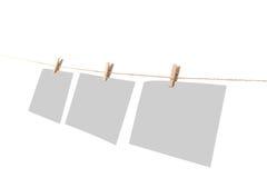 Fotografia pusty papier zdjęcia stock