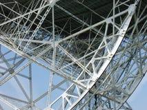 Radarowy naczynie Fotografia Royalty Free